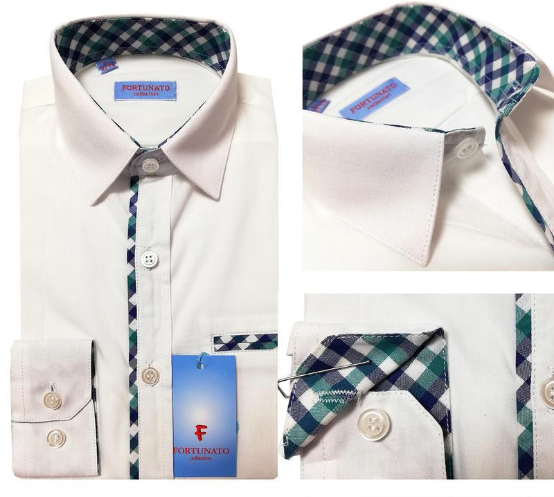 660101ТDFd Fortunato рубашка детская